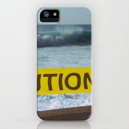 High Surf iPhone Case