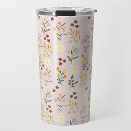 Summer Botanicals Travel Mug