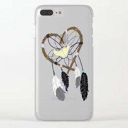 Deep Sea Dreamer Clear iPhone Case