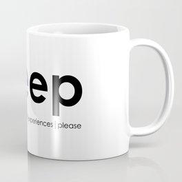 meep Coffee Mug