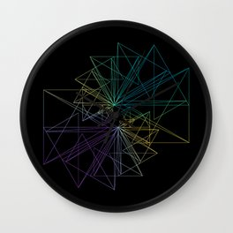 UNIVERSE 66 Wall Clock