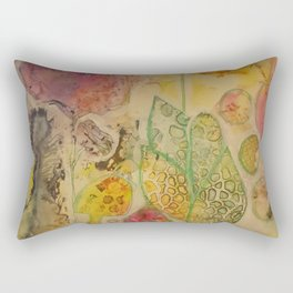 Curiouser and Curiouser Rectangular Pillow