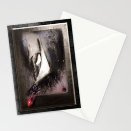 MISPLACED part 3 Stationery Cards