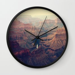 The Grand Canyon Wall Clock