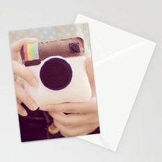 Instagram  Stationery Cards