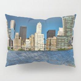 Chicago park Pillow Sham
