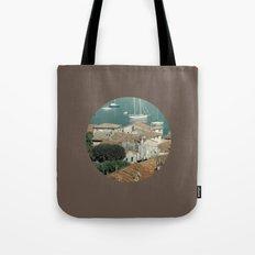 sky of water Tote Bag