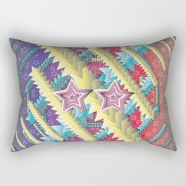 Star Demon Rectangular Pillow