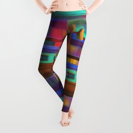 Santa Fe Sunset Leggings