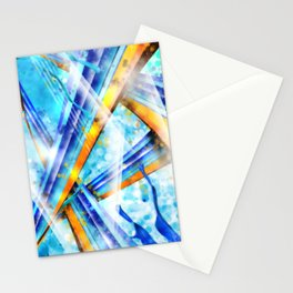 ABSTRACT - Original Version Stationery Cards