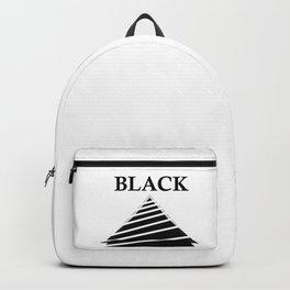 off-Black Backpack