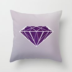 Paint | Diamond Throw Pillow