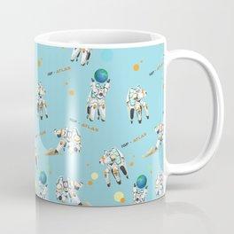 Hold the Earth Coffee Mug
