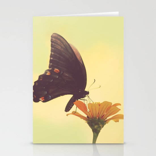 Shadow Dancing on the Wind Stationery Cards