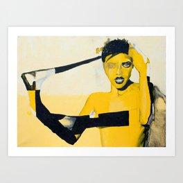 Amarillo Art Print