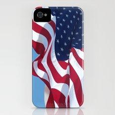 God Bless America Slim Case iPhone (4, 4s)