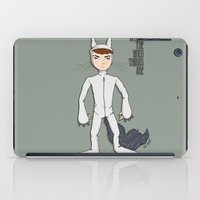 wild things iPad Cases featuring Wild Things by Kenneth Shinabery