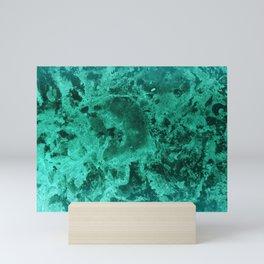 Malachite Dream #1 #gem #decor #art #society6 Mini Art Print
