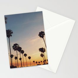 Palm Tree Summer Stationery Cards