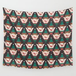 Day 22/25 Advent - Little Helpers Wall Tapestry