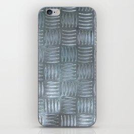 Aluminum Textured iPhone Skin