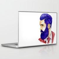 "john snow Laptop & iPad Skins featuring ""John"" by MaarjaPB"