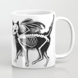 Devil Kitty Coffee Mug