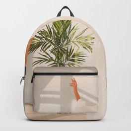 Opened Window Backpack