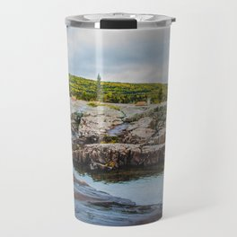 Artist Point Trail, Grand Marais, Minnesota 16 Travel Mug