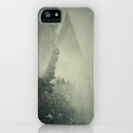 Hidden on the Hill iPhone Case