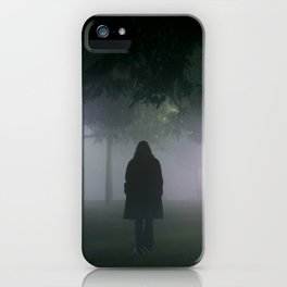 spirits drifting iPhone Case