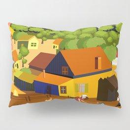 Village Pillow Sham