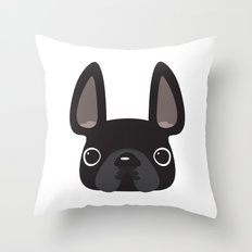 This is Banks Throw Pillow