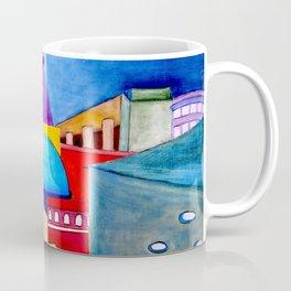 La Ciudad Alegre Coffee Mug