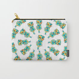 Synchronized Otters - Swim - 57 Montgomery Ave Carry-All Pouch