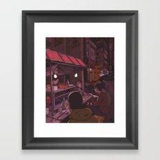 1am Framed Art Print