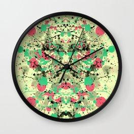 Sweet Memory Wall Clock