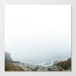 From Table Mountain III Canvas Print