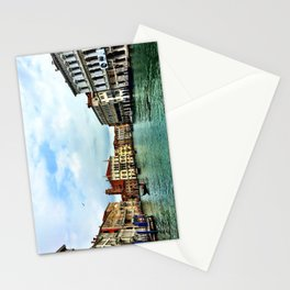 Gondolier on the Grand Canal - Venice Stationery Cards