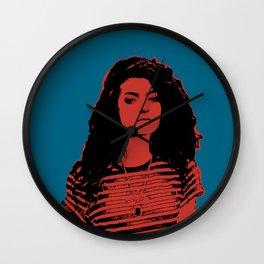 Lorde Wall Clock