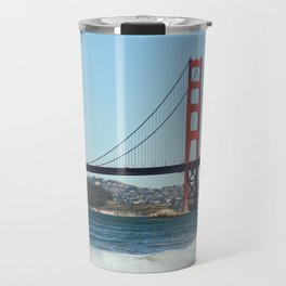 Golden Gate Break Travel Mug