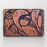 wesley bird iPad Cases featuring bird      by Amy Fan