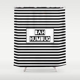Bah Humbug!! Shower Curtain