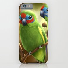 Double-eyed Fig Parrot iPhone 6s Slim Case