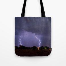 Lovington Lightning Tote Bag