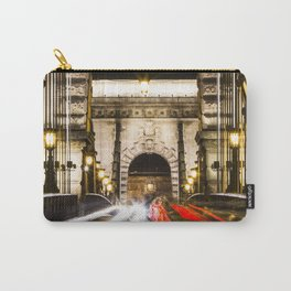 Budapest Chain Bridge Carry-All Pouch