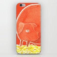 Pink Pig iPhone & iPod Skin