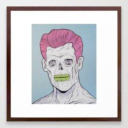 xerofax Framed Art Print