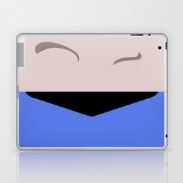 Spock - Minimalist Star Trek TOS The Original Series - Trektangle - Trektangles - startrek Laptop & iPad Skin