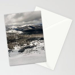 Mammoth Mountain: Chair 23 Stationery Cards